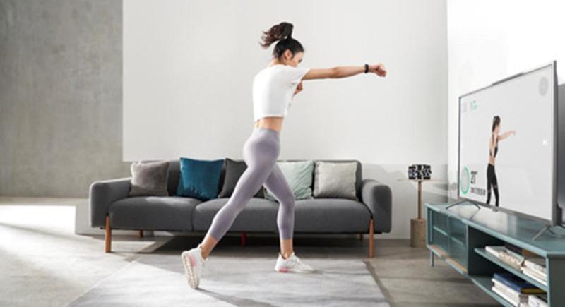 线上健身直播课开始风靡,在线健身市场即将爆发